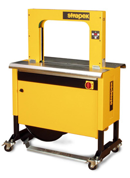 small strapping machine